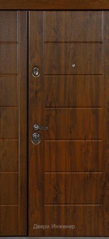 Двустворчатая дверь DR409