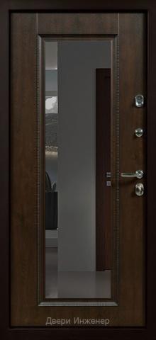 Дверь с терморазрывом DR328
