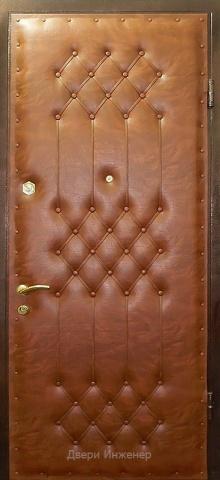 Дверь винилискожа DR139