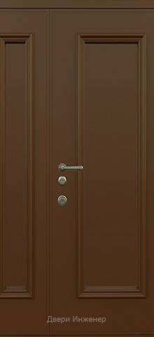 Двустворчатая дверь DR286