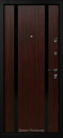 Дверь с молдингом DR188