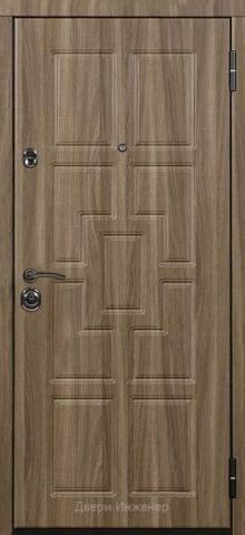 Дверь с молдингом DR180