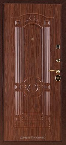 Дверь с терморазрывом DR291