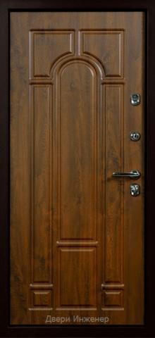 Дверь с терморазрывом DR438