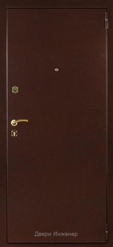 Порошковая дверь DR227