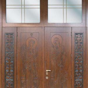 Парадная дверь DR386