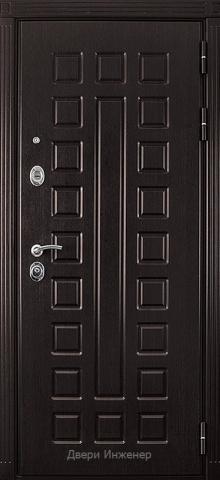 Дверь с терморазрывом DR335