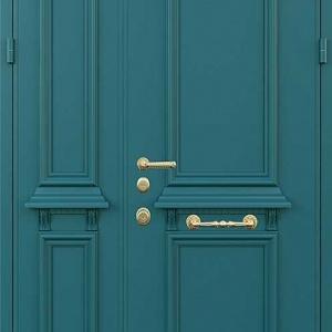Двустворчатая дверь DR281